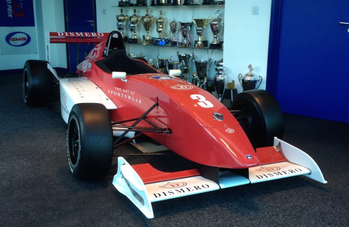 Coys's Autosport auction focuses on racing cars