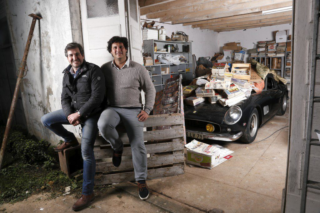, Barn find of barn finds? Expert weighs in on 60-car discovery in France, ClassicCars.com Journal