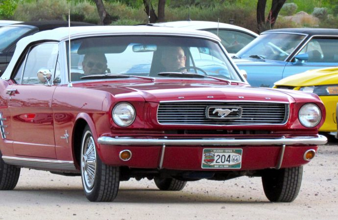 2014 top stories: No. 9 — Mustang, Maserati and other anniversary celebrations