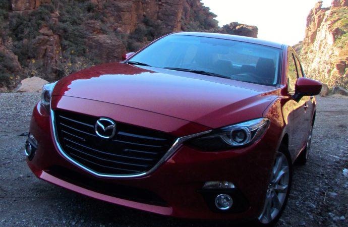 Driven: 2015 Mazda3 Grand Touring