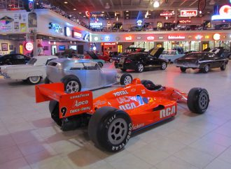 2014 top stories: No. 5 — Ron Pratte selling his collection