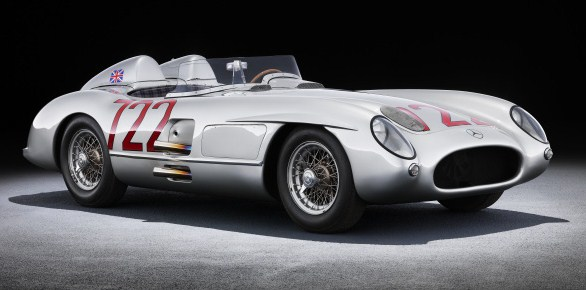 The 300SLR has been fully restored | Amelia Island Concours