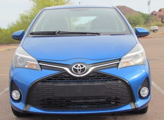 Driven: 2015 Toyota Yaris