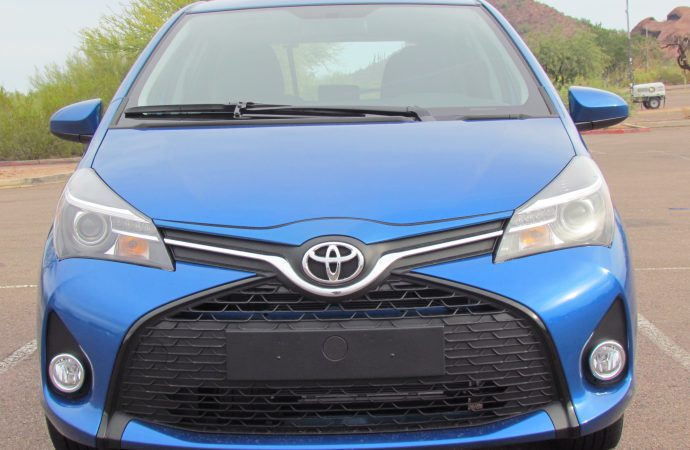 Driven: 2015 Toyota Yaris