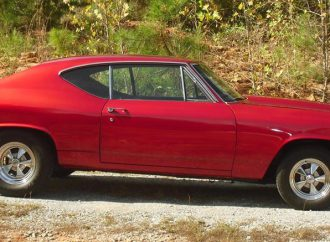My Classic Car: Robert's 1968 Chevrolet Chevelle