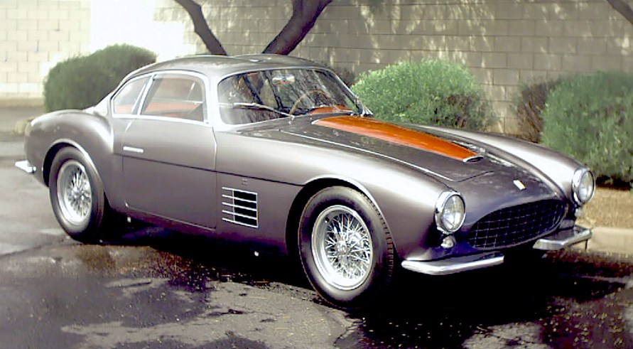 Fast and beautiful 1956 Ferrari 250 GT Zagato | Arizona Concours