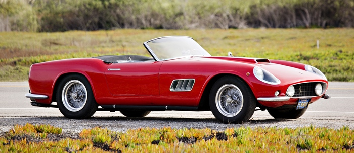 1959 250 GT California Spider | Brian Henniker photo for Gooding