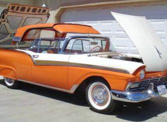 1957 Ford Fairlane 500 Skyliner