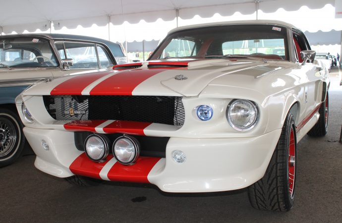 Restore or modify? Experts offers suggestions to muscle car buyers