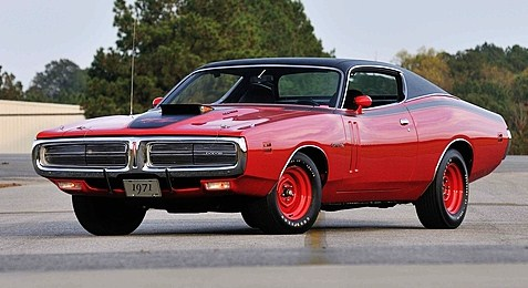 The 1971 Dodge Hemi Charger R/T 'pilot car' | Mecum Auctions