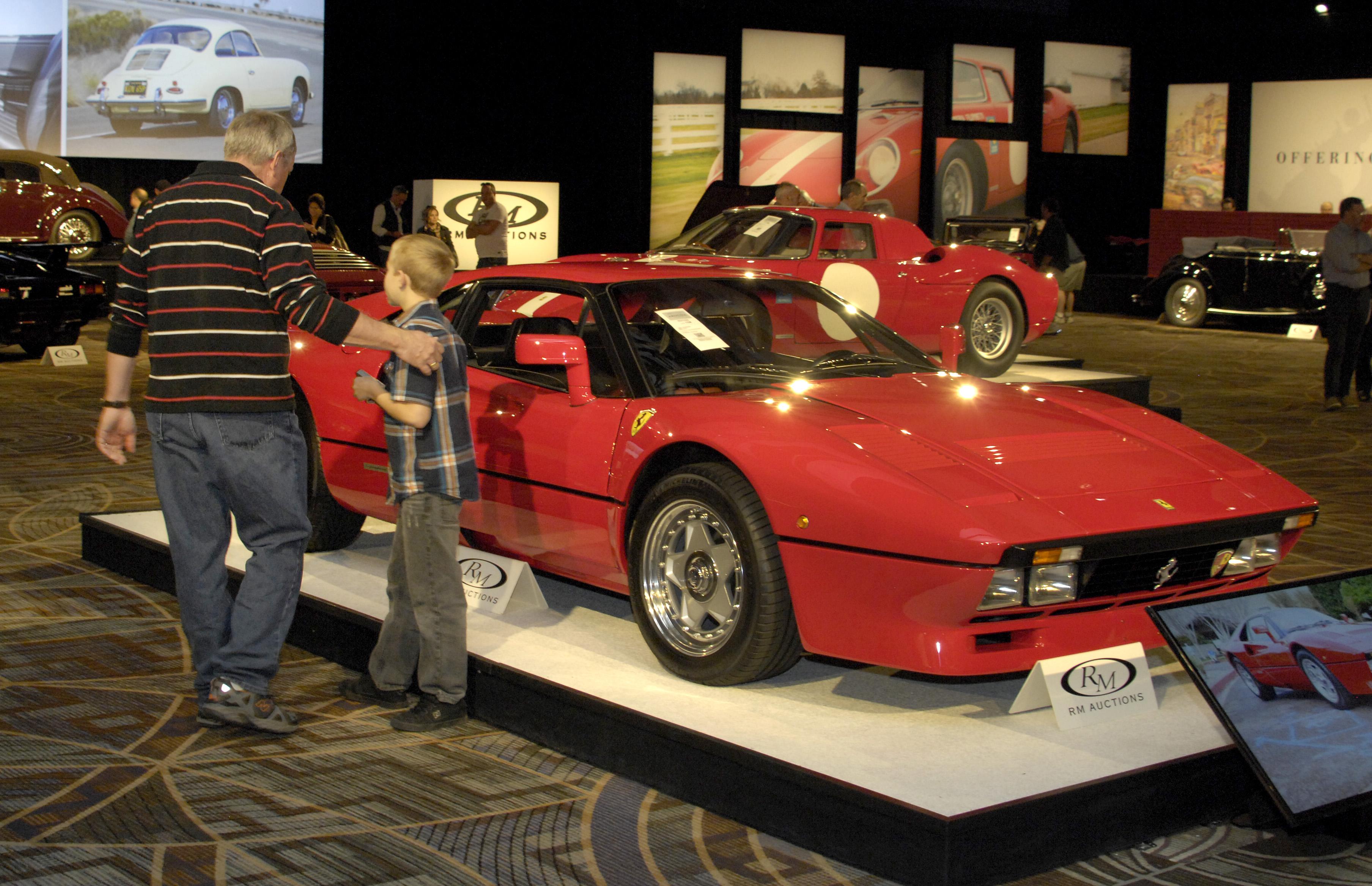 Dad-should-we-buy-a-Ferrari-GTO-RM-388-Howard-Koby-photo ...