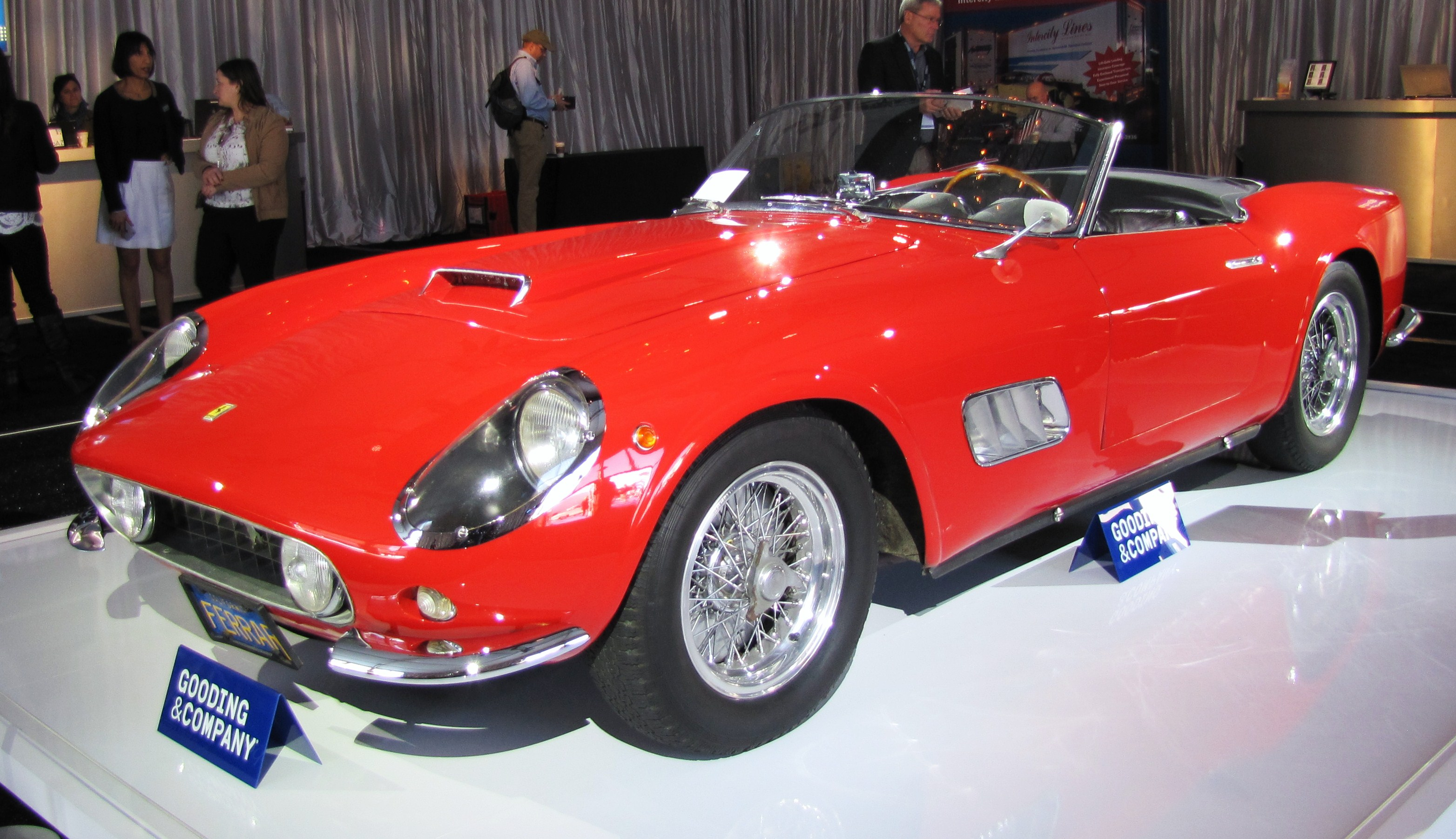 Experts assess rising tide of collector-car values in \'Sports Car ...