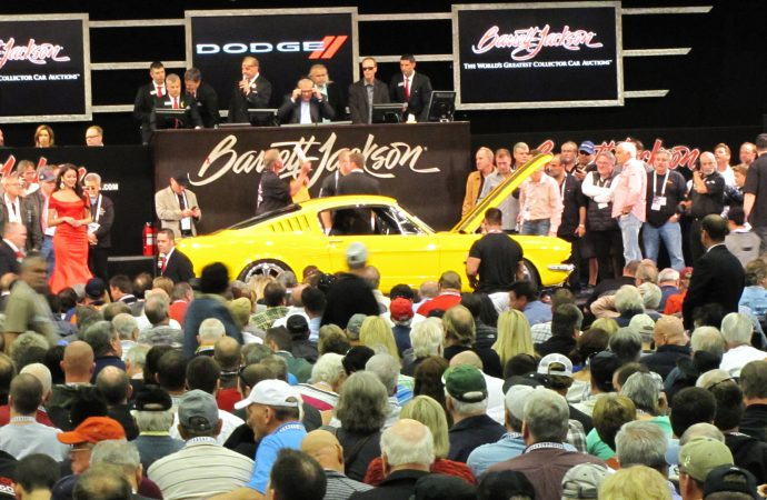 'Barrett-Jackson Live' broke Velocity viewer records