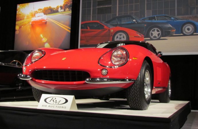 Ferrari frenzy continues at Arizona auctions