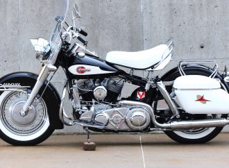 Update: Jerry Lee Lewis' Harley hits $385k at auction