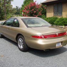My Classic Car: Don's 1998 Lincoln Mark VIII LSC