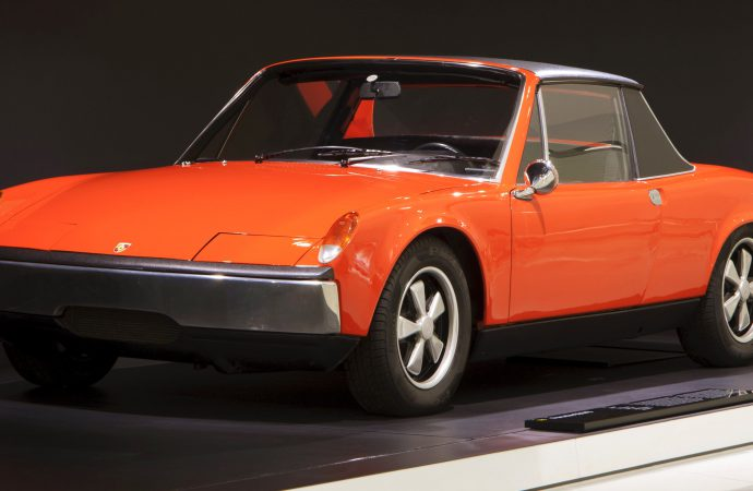 Porsche 914s, East and West Coast hot rods featured at Amelia Island Concours d'Elegance