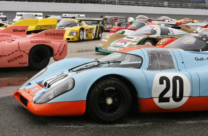 Porsche Rennsport Reunion date changed to September