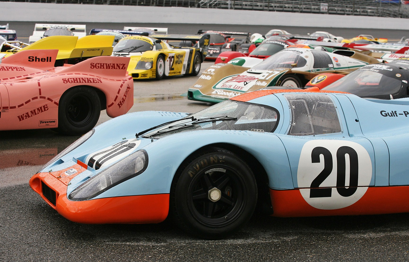 Porsche Rennsport Reunion date changed to September - ClassicCars ...