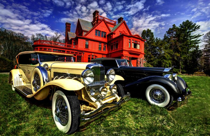 2015 top stories: No. 6 – Edison concours, new auctions join the classic car calendar