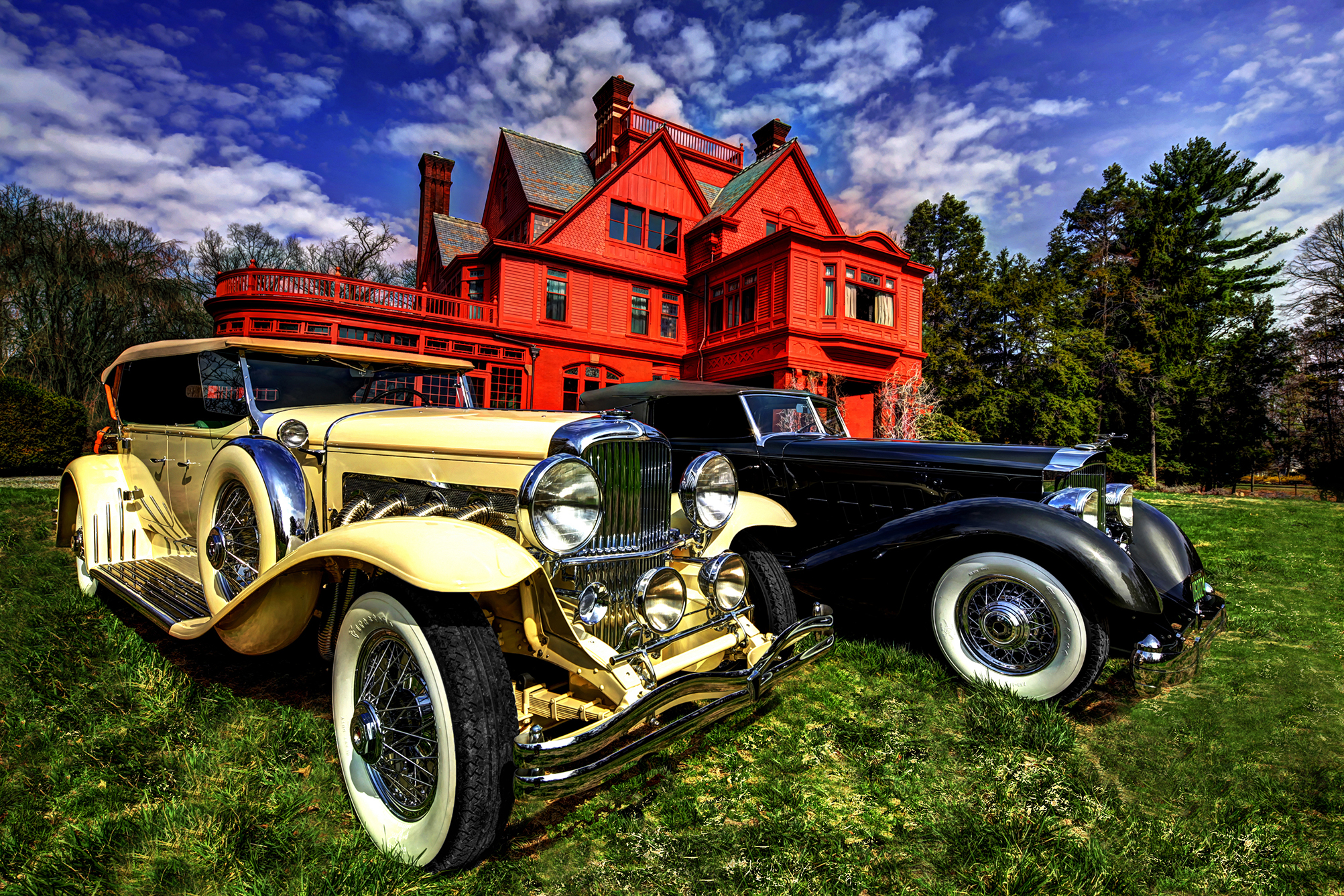 2015 top stories: No. 6 - Edison concours, new auctions join the ...