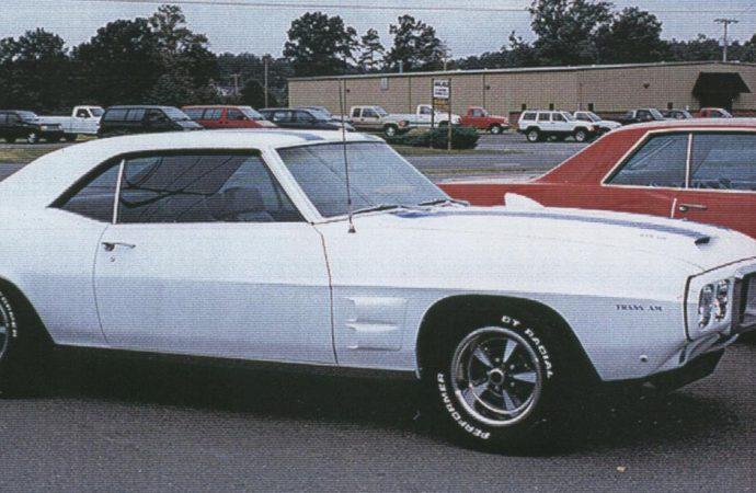 My Classic Car: Fox family's 1969 Pontiac Trans Am