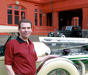 Thomas Edison's estate is site of new concours