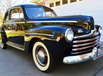 1946 Ford all-original survivor