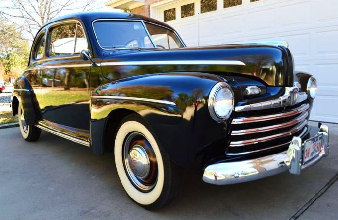 1946 Ford all-original survivor