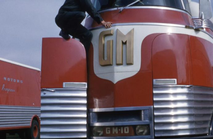 GM Futurliner No. 10 takes a place in the National Historic Vehicle Register