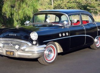 My Classic Car: Mike's 1956 Buick Special