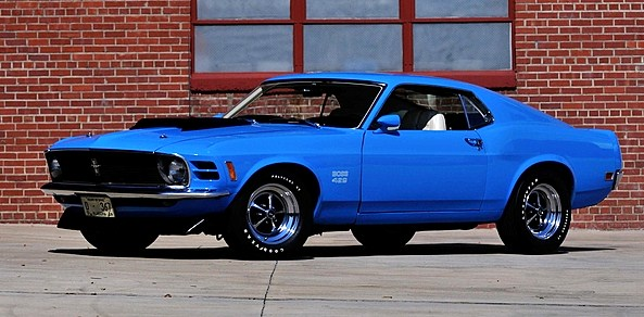 Mecum calls this ultra-low-mileage 1970 Ford Mustang Boss 429 an 'incredible treasure' | Mecum Auctions