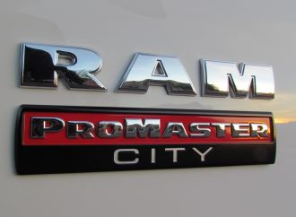 Driven: 2015 Ram ProMaster City cargo van