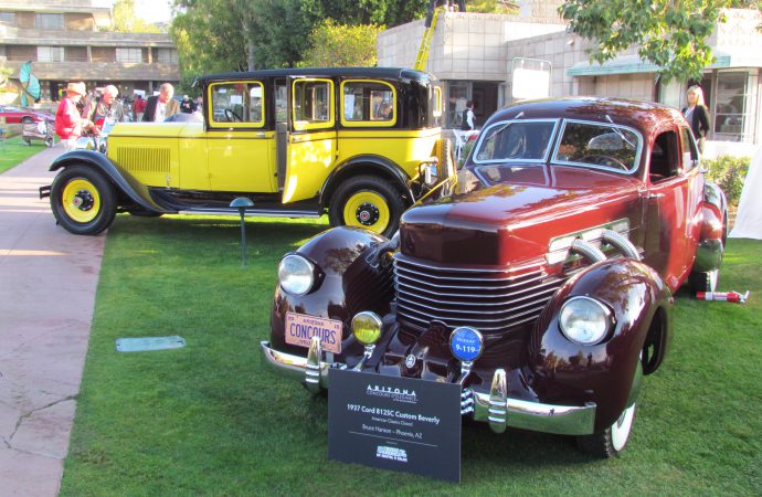 1937 Mercedes-Benz 540 K Sport Cabriolet takes best-of-show at Arizona concours
