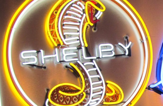 Sensational Shelbys in Arizona auction spotlight