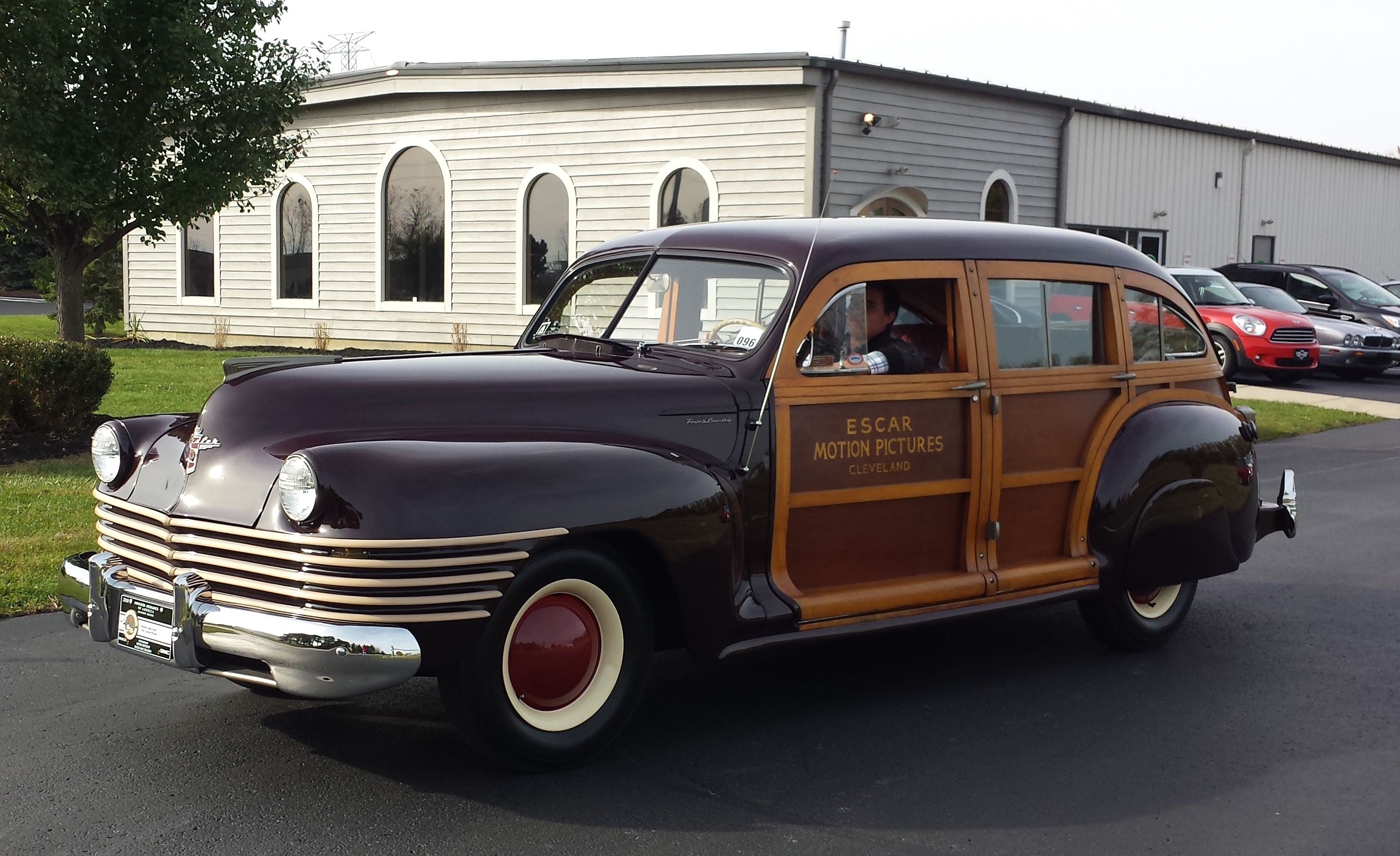 My Classic Car The Largers 1942 Chrysler Windsor Town
