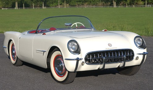 A 1953 Chevrolet Corvette sells for six figures today | ClassicCars.com