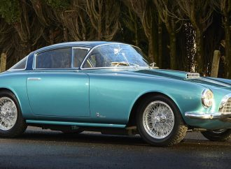 Rare Fiat 8V Vignale Coupe featured at Gooding auction