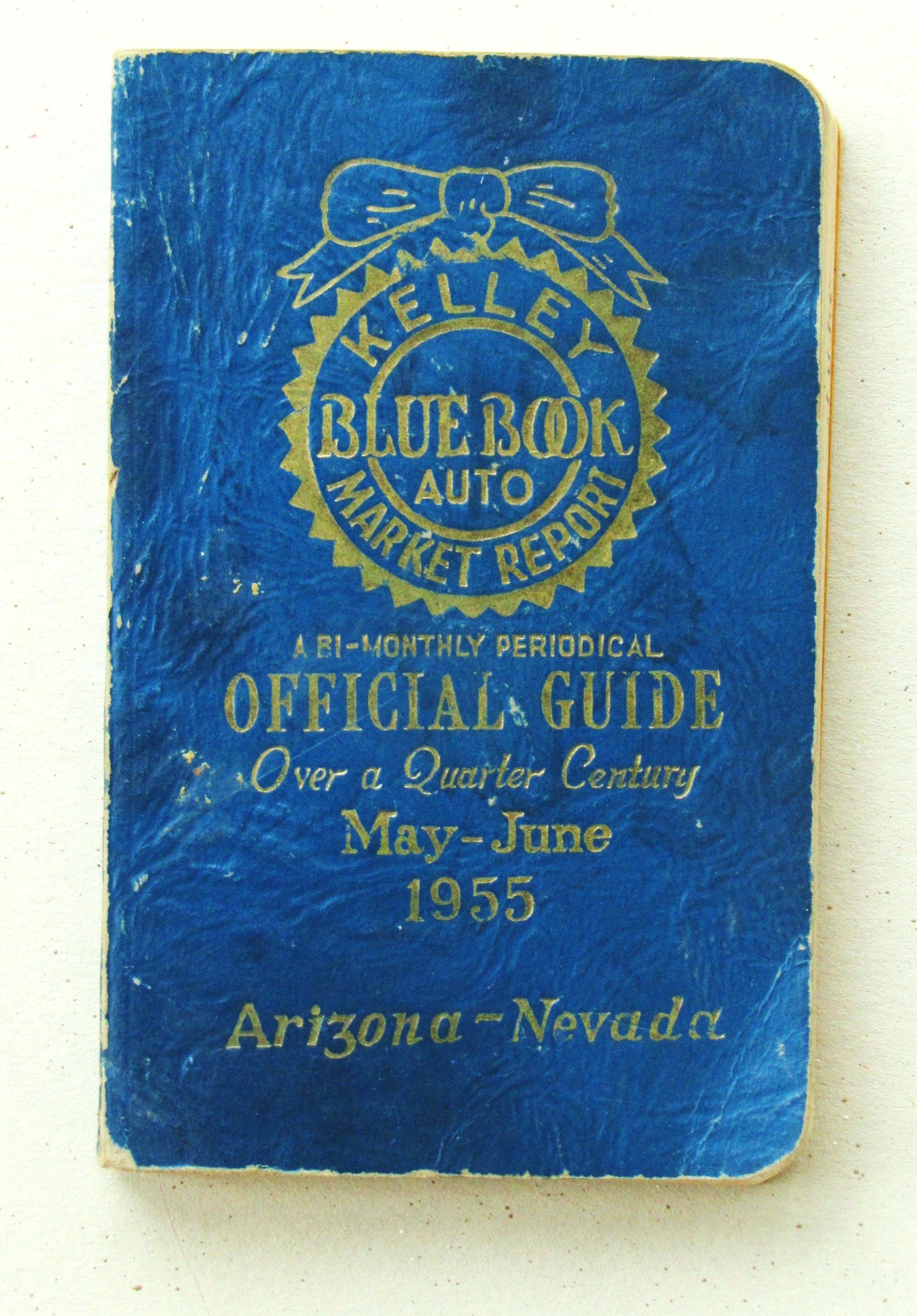 1955 \'Kelley Blue Book\' shows how things have changed ...