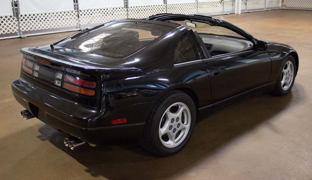 1190 Nissan 300ZX Twin Turbo joins Simeone museum collection | Simeone museum photo