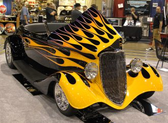 66th annual Grand National Roadster Show (part 1)