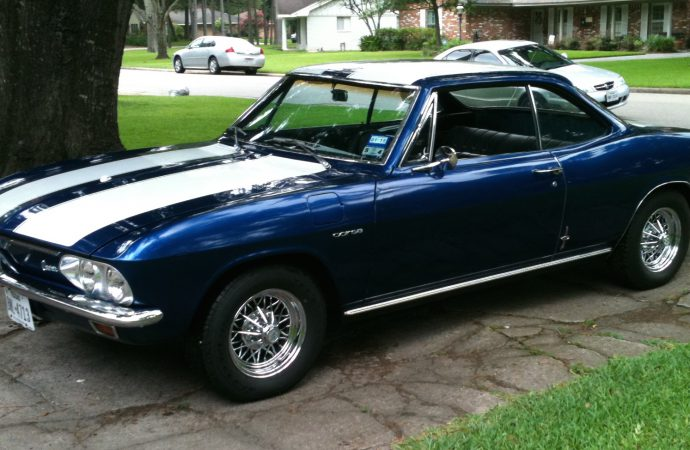 My Classic Car: Jeff's 1966 Chevrolet Corvair Corvair