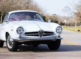 '64 Alfa Romeo Guilia Sprint Speciale