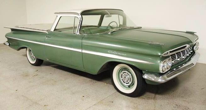 1959 Chevrolet El Camino - ClicCars.com Journal
