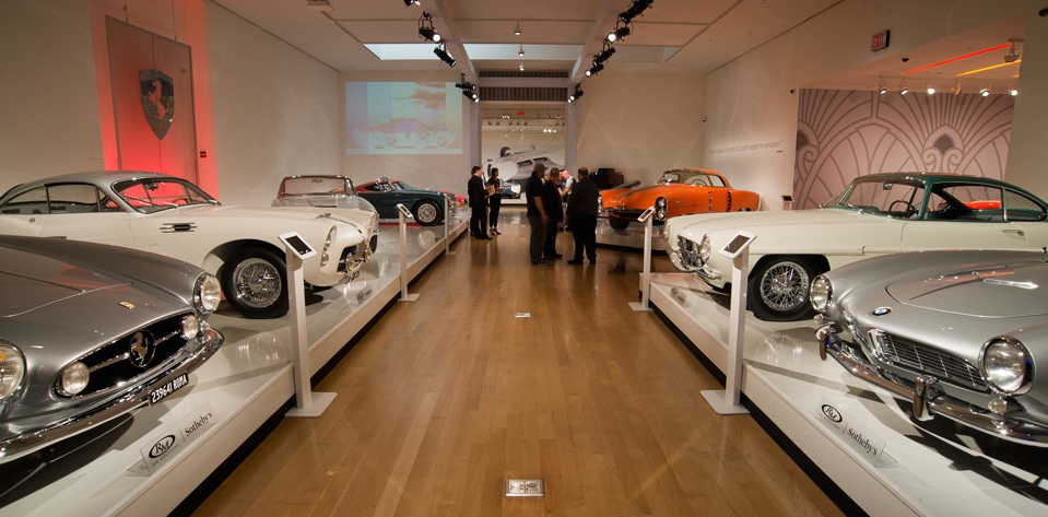 Cars as art at historic RM, Sotheby's 2013 sale