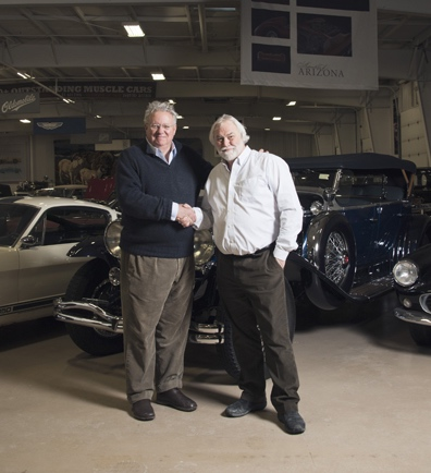 What RM Sotheby's deal means to the classic car hobby