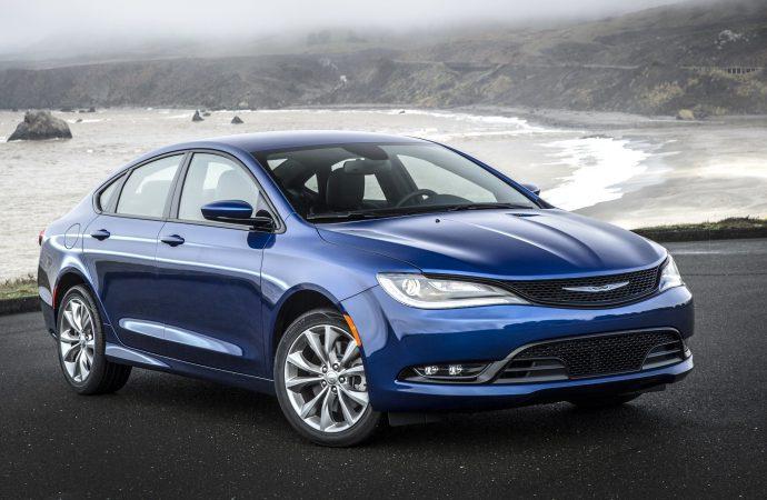 Driven: 2015 Chrysler 200S