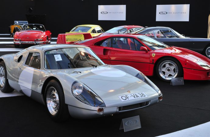 RM's $22 million sale revs up Retromobile