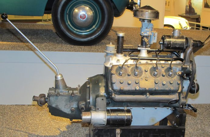 Ford Flathead Race Engines