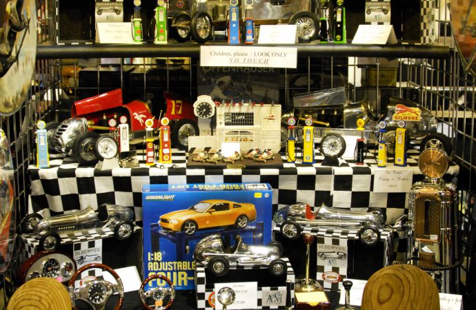 Man Cave Toys : Th annual grand national roadster show part